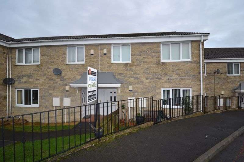 2 Bedrooms Flat for sale in Clive Gardens, Alnwick