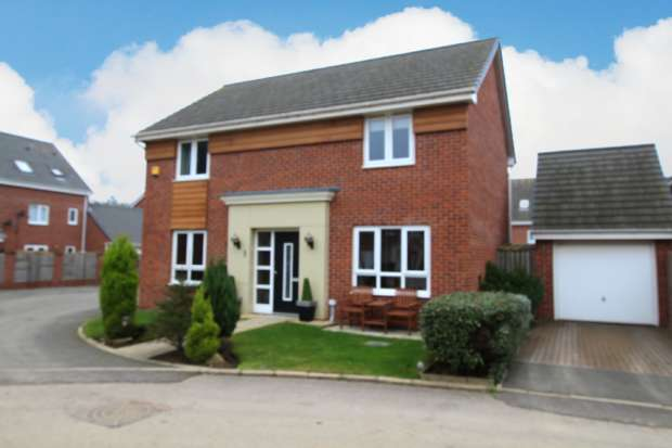 4 Bedrooms Detached House for sale in Belvoir Close, Washington, Tyne And Wear, NE38 8BL