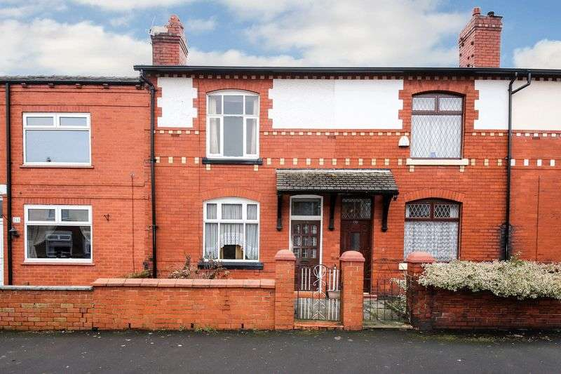2 Bedrooms Terraced House for sale in Hodges Street, Springfield