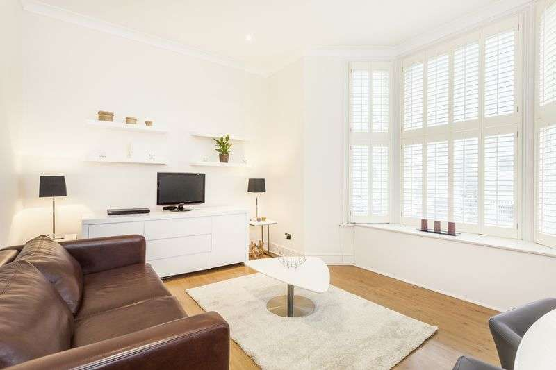 2 Bedrooms Flat for sale in Ongar Road, London