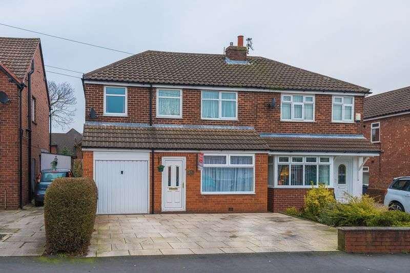 3 Bedrooms Semi Detached House for sale in Bridge Street, Ormskirk