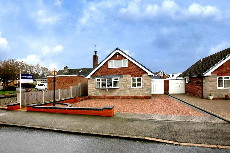 4 Bedrooms Bungalow for sale in Osmaston Road, Norton, DY8 2AL