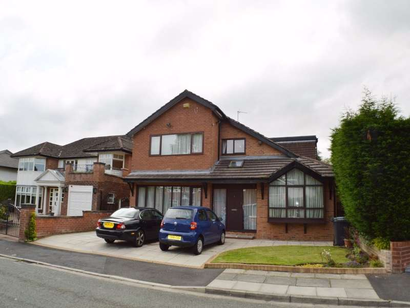 7 Bedrooms Detached House for sale in Wentworth Avenue, Whitefield, Manchester, M45