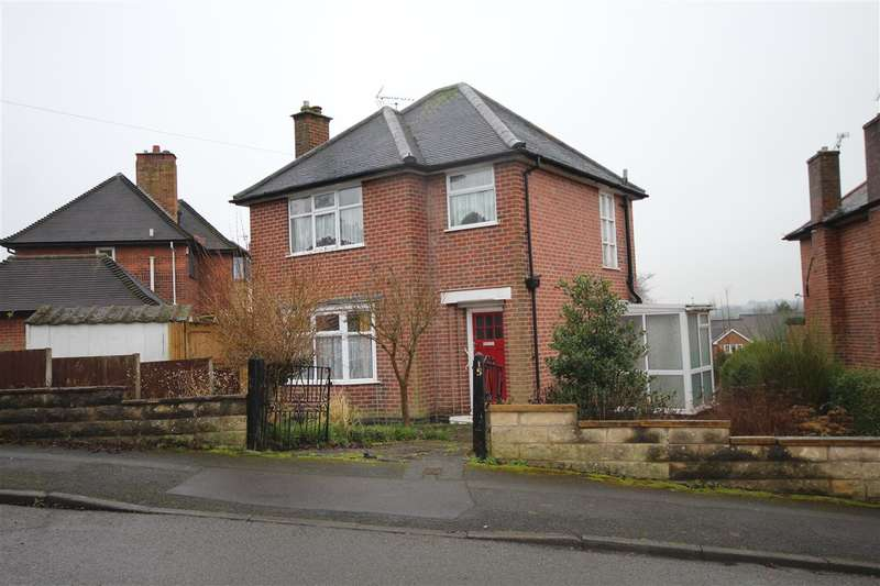2 Bedrooms Detached House for sale in Kniveton Park, Ilkeston