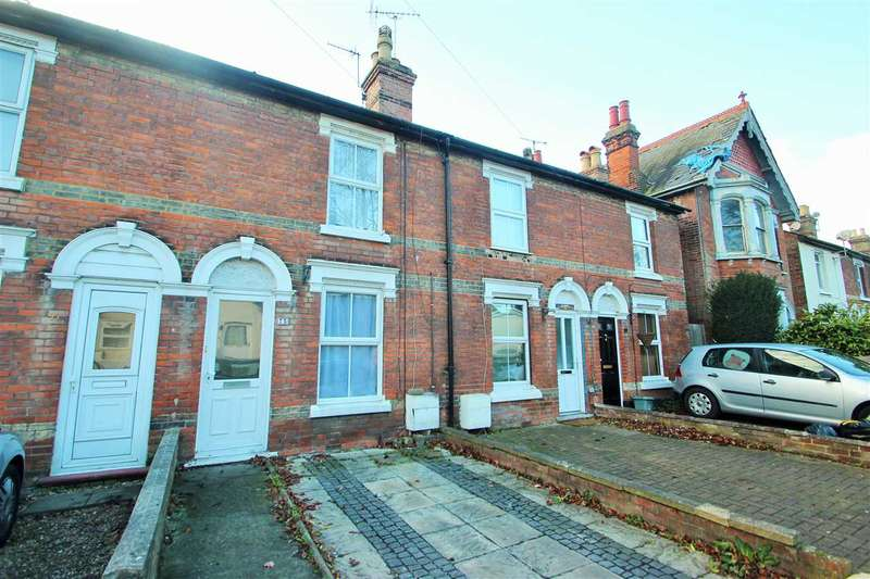 2 Bedrooms Terraced House for sale in Greenstead Road, Colchester