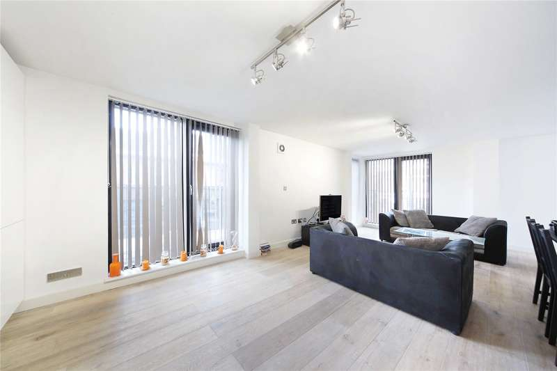 2 Bedrooms Apartment Flat for sale in Genesis Court, 1 Putney Bridge Road, Wandsworth, London, SW18