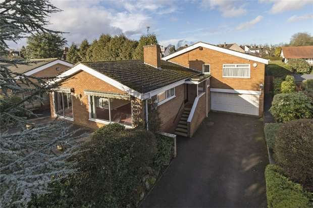 3 Bedrooms Detached Bungalow for sale in Pinewood Grove, Earlsdon, Coventry