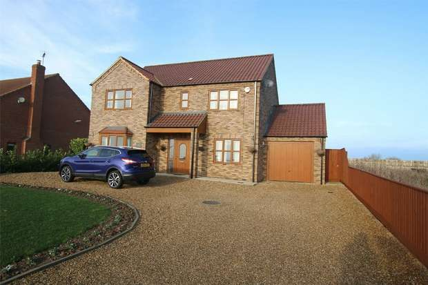 4 Bedrooms Detached House for sale in Strawberry House, Parson Drove