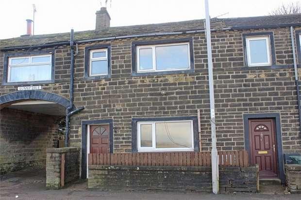 2 Bedrooms Terraced House for sale in Sunny Dale, Denholme, Bradford, West Yorkshire