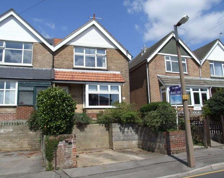 3 Bedrooms Semi Detached House for sale in Alexandra Road, Parkstone, POOLE