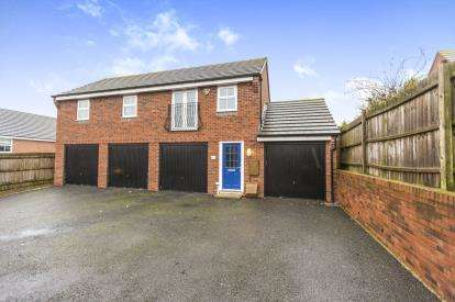 2 Bedrooms Detached House for sale in Marnham Road, West Bromwich, West Midlands