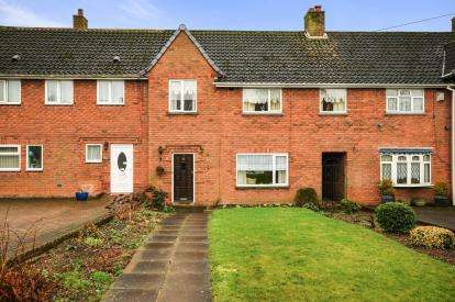 3 Bedrooms Terraced House for sale in Falcon Lodge Crescent, Sutton Coldfield, West Midlands, Sutton Coldfield