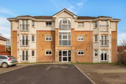 2 Bedrooms Flat for sale in Ceres Place, Motherwell, North Lanarkshire