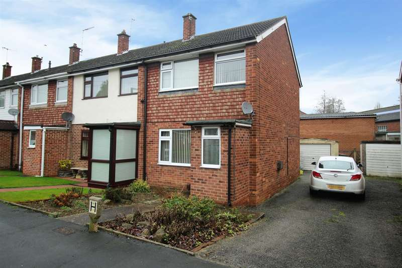 2 Bedrooms Property for sale in Gallows Inn Close, Ilkeston