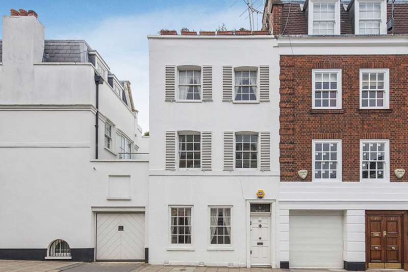 4 Bedrooms House for sale in Montpelier Walk, Knightsbridge, SW7