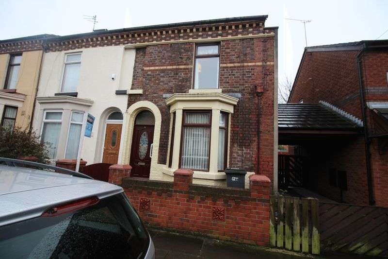 2 Bedrooms Terraced House for sale in Orlando Street, Bootle