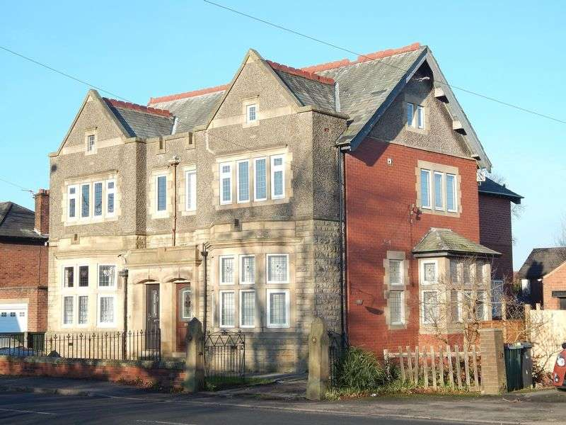 4 Bedrooms Semi Detached House for sale in Watling Street Road, Fulwood, Preston