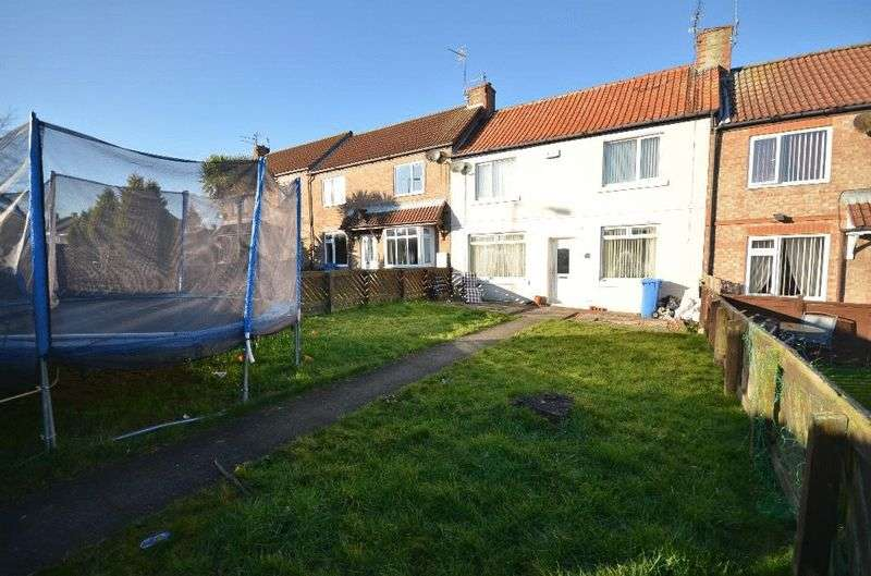 2 Bedrooms Terraced House for sale in The Avenue, Seaham