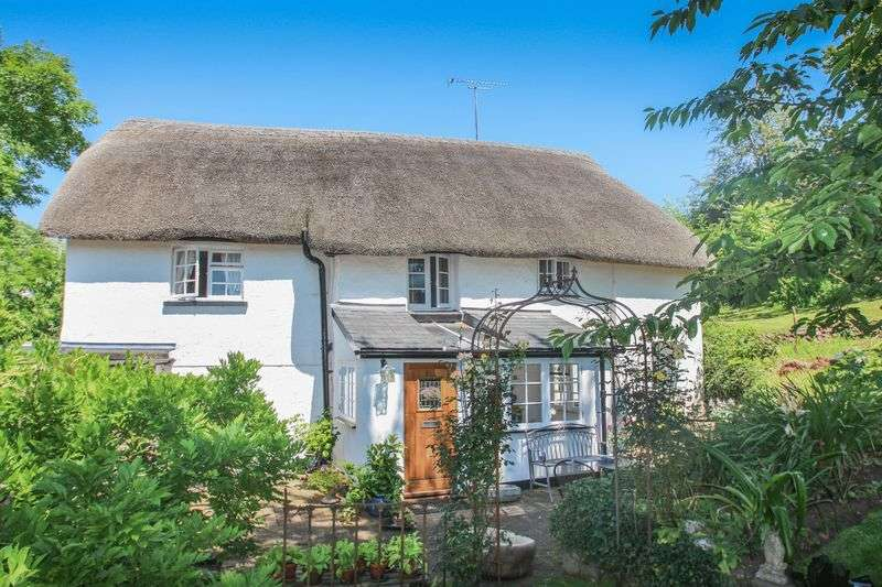 3 Bedrooms Detached House for sale in 4 Meadowend Cottages, Nr West Sandford, Crediton