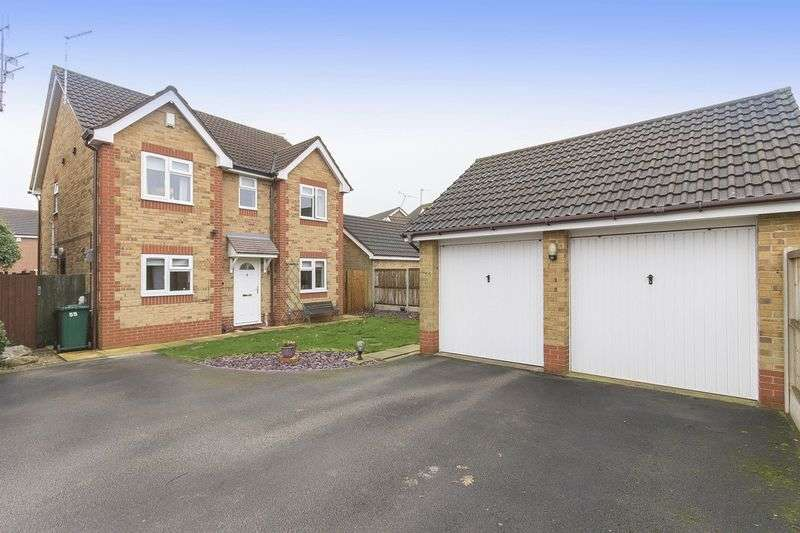 4 Bedrooms Detached House for sale in COLWELL DRIVE, BOULTON MOOR
