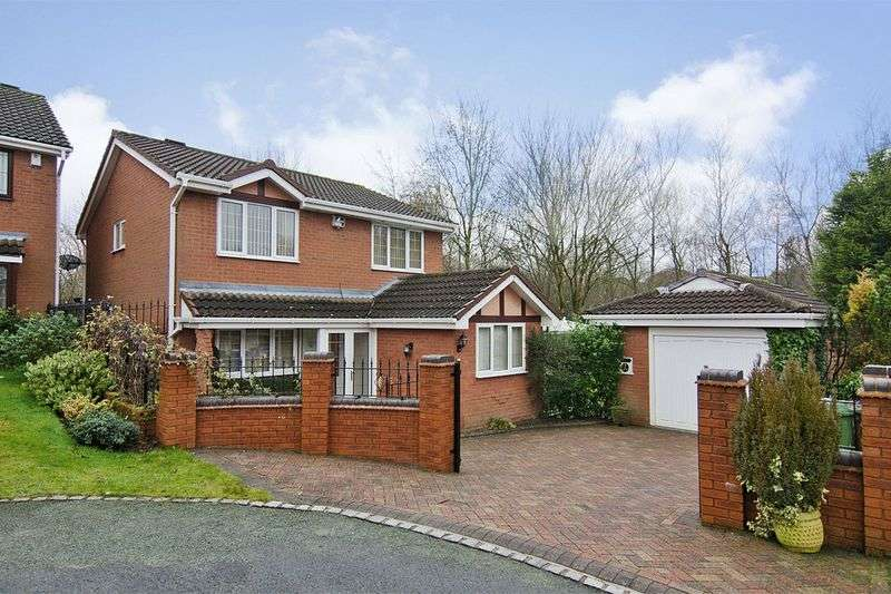 3 Bedrooms Detached House for sale in Attlee Grove, Heath Hayes, Cannock