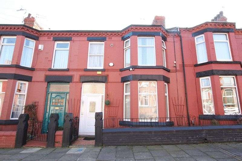 3 Bedrooms Terraced House for sale in Waring Avenue, Tranmere, Wirral