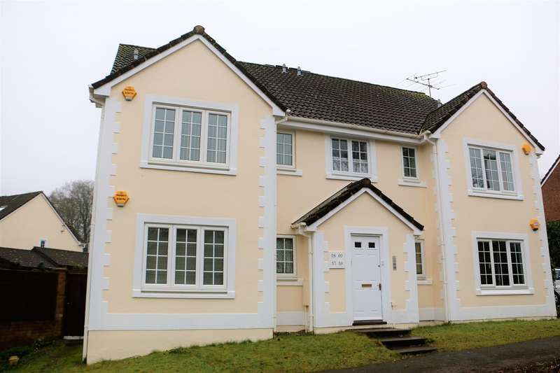 2 Bedrooms Maisonette Flat for rent in Monarch Close, Basingstoke, RG22