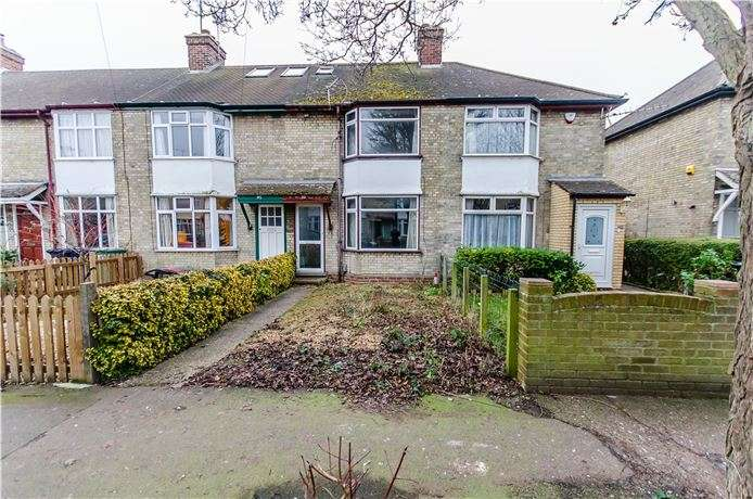 3 Bedrooms Terraced House for sale in Brampton Road, Cambridge