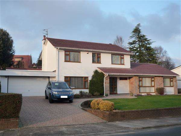 5 Bedrooms House for sale in Heol y Delyn, Lisvane, Cardiff