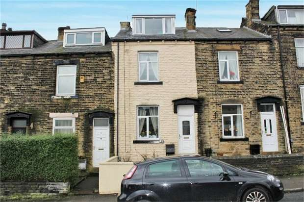 3 Bedrooms Terraced House for sale in Hastings Street, Bradford, West Yorkshire