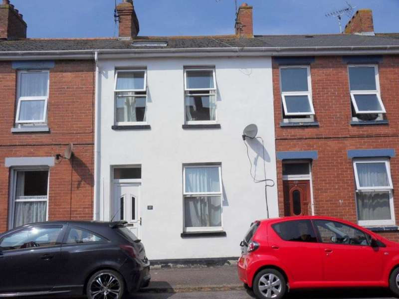 4 Bedrooms Terraced House for sale in Salisbury Road, Exmouth