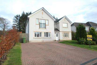 5 Bedrooms Detached House for sale in Torrance Avenue, East Kilbride
