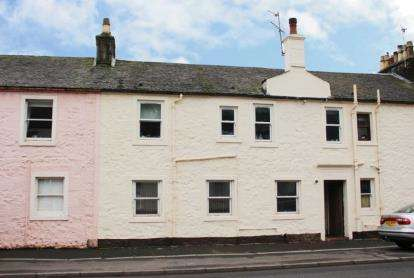2 Bedrooms Flat for sale in Low Barholm, Kilbarchan