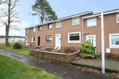 3 Bedrooms Terraced House for sale in Carron Court, Hamilton