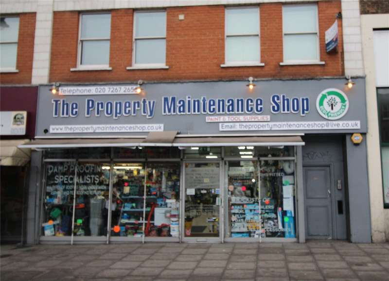 Retail Property (high Street) Commercial for sale in Kentish Town Road, London, NW5