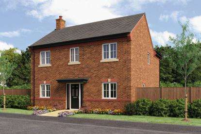 4 Bedrooms Detached House for sale in Rykneld Road, Littleover, Derby