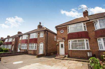 3 Bedrooms Semi Detached House for sale in Orchard Grove, Edgware