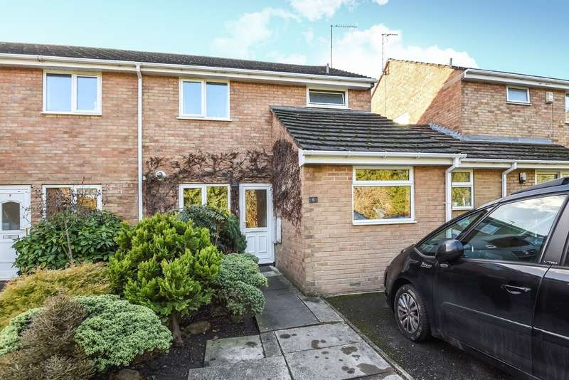 3 Bedrooms Semi Detached House for sale in Hatherley