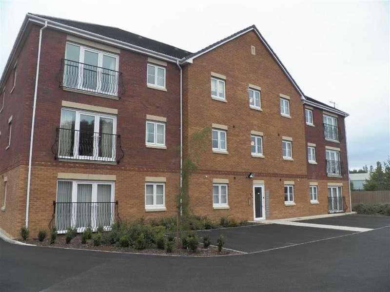 1 Bedroom Flat for sale in Moorland Green, Gorseinon