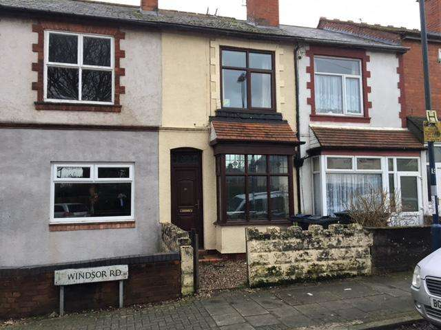 3 Bedrooms Terraced House for sale in Windsor Road, Stirchley, Birmingham, B30 3DD