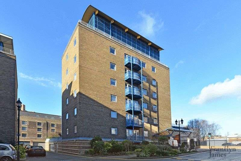 1 Bedroom Flat for sale in Scotia Building, Wapping, E1W
