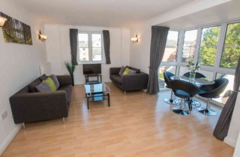 2 Bedrooms Serviced Apartments Flat for rent in Bear Wharf, Reading
