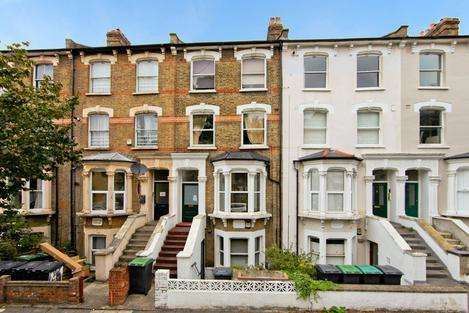 2 Bedrooms Flat for sale in Vartry Road, London N15