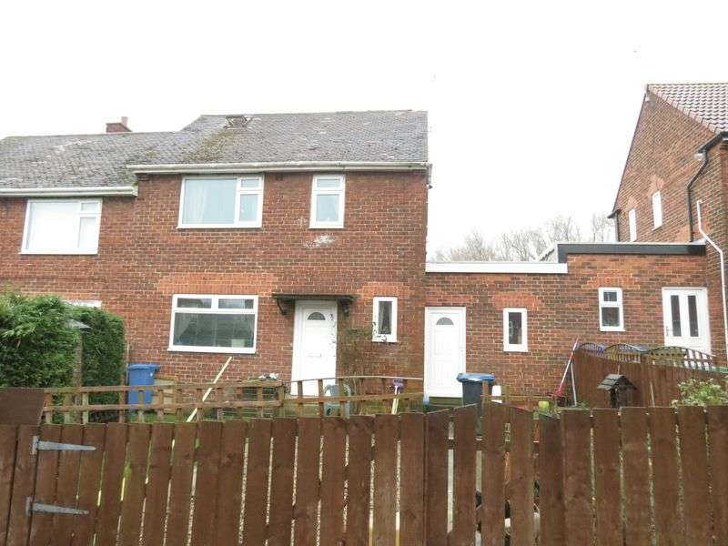 2 Bedrooms Terraced House for sale in Smillie Road, Horden