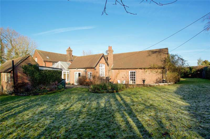 5 Bedrooms Detached House for sale in Waldron, Heathfield, East Sussex, TN21