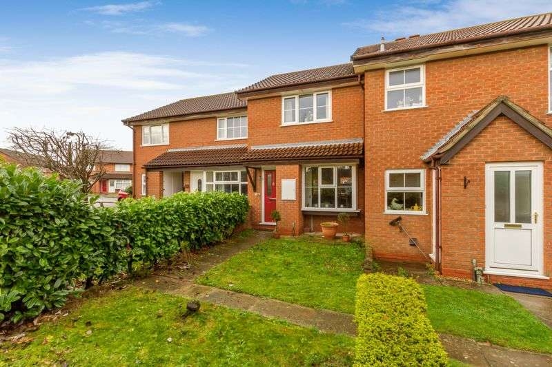 2 Bedrooms Terraced House for sale in Hadland Road, Abingdon