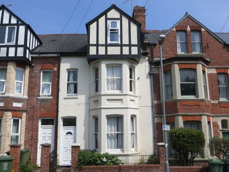 6 Bedrooms Terraced House for sale in Archibald Road, Exeter
