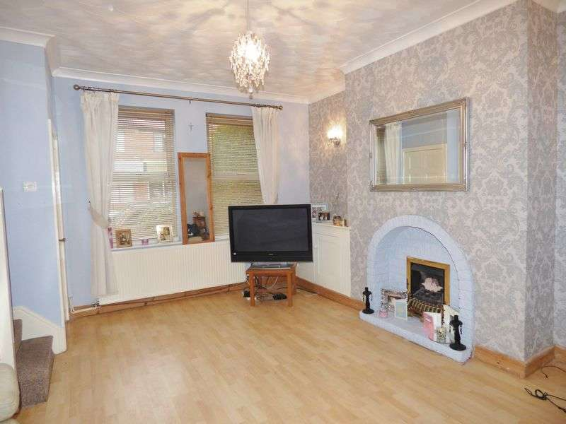 2 Bedrooms Terraced House for sale in Huntley Street, Warrington