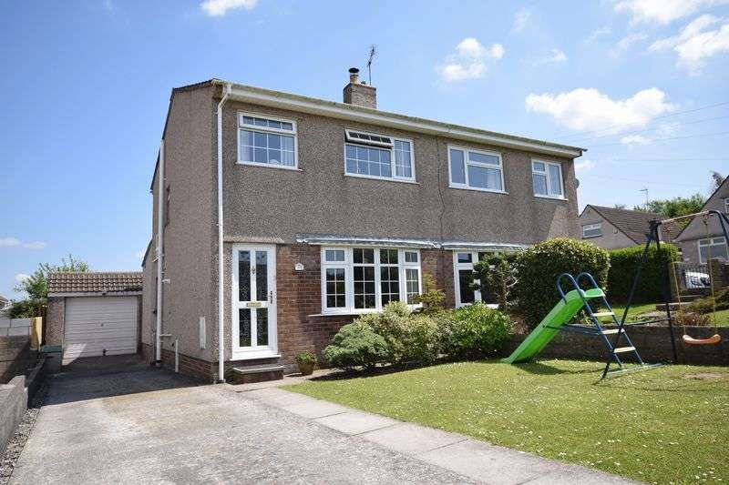 3 Bedrooms Semi Detached House for sale in 141 Heol-y-Bardd, Bridgend CF31 4TD