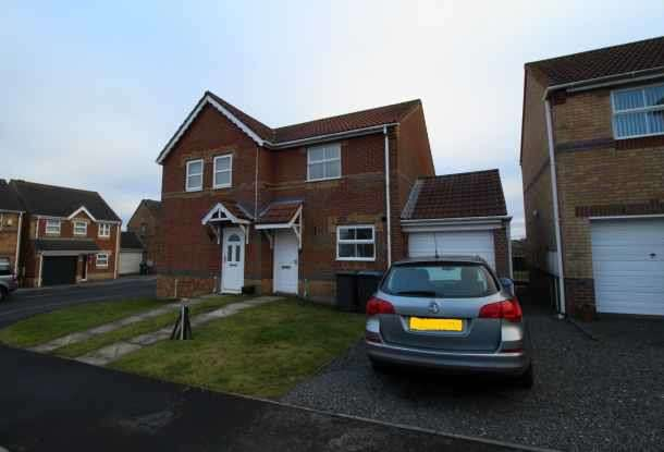 2 Bedrooms Semi Detached House for sale in Stanleyburn View, Stanley, Durham, DH9 7GB